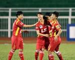 Giải bóng đá nữ VĐQG 2016: Hà Nội 1 dễ dàng đánh bại người đồng hương