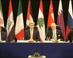 Khai mạc vòng đối thoại hòa bình mới về Syria