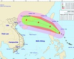 Bão Nida khả năng cao là cơn bão mạnh vào Biển Đông