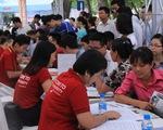Biết điểm sàn, thí sinh đăng ký xét tuyển đại học trực tuyến thử nghiệm