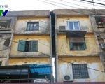 Hà Nội di dời dân khỏi chung cư xuống cấp nghiêm trọng
