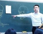 Dân mạng phát cuồng với thầy giáo đẹp trai, vẽ đẹp