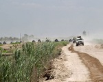 Quân đội Iraq giành lại một phần thành phố Fallujah từ IS