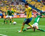VIDEO EURO 2016: Tổng hợp diễn biến trận đấu CH Ireland 1-1 Thuỵ Điển