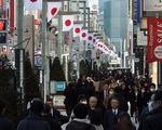 Kinh tế Nhật Bản tăng trưởng âm quý IV năm 2015