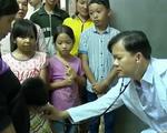 Khám sàng lọc bệnh tim bẩm sinh miễn phí gần 1.000 trẻ em tại Đăk Lăk