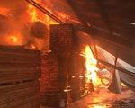 Bắc Ninh: Cháy dữ dội tại Khu công nghiệp Quế Võ, thiệt hại hơn 12 tỉ đồng