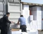 Hải Phòng bắt giữ một cointainer thuốc lá nhập lậu