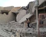 Quân đội Mỹ tấn công các khu vực chứa vũ khí hóa học của IS