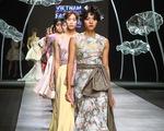 Hút mắt trang phục dạ hội thiết kế 3D thời thượng của NTK Thái Lan