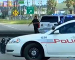Mỹ: 3 cảnh sát bị bắn chết tại Baton Rouge