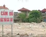 Chủ tịch Hà Nội yêu cầu kiểm tra các điểm san lấp trái phép ao, hồ