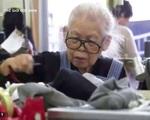 Nghỉ hưu không có trong từ điển của nhiều người già Nhật Bản