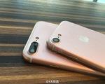 Lại lộ ảnh thực tế của bộ đôi iPhone 7 và iPhone 7 Plus