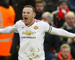 Liverpool 0-1 Man Utd: Rooney quật ngã The Kop tại Anfield