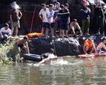 Đã tìm thấy thi thể du khách Belarus tử nạn tại thác Pongour - Lâm Đồng