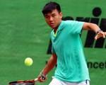 Lý Hoàng Nam bất ngờ thua tay vợt kém 700 bậc tại giải Ấn Độ