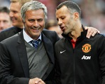 Real ngó lơ, Mourinho tiếp tục bị Man Utd từ chối vì Giggs