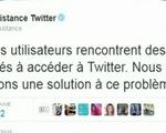 Twitter gặp lỗi không thể truy cập trên toàn cầu