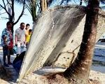 Malaysia xác nhận mảnh vỡ ở Thái Lan không phải của MH370