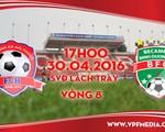 Lịch thi đấu vòng 8 V.League: Kịch chiến dịp nghỉ lễ 30/4 - 1/5