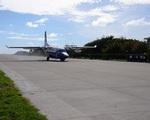 Thời tiết không thuận lợi cho việc tìm kiếm máy bay CASA 212 gặp nạn