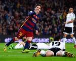 Dấu mốc phi thường trong 500 bàn thắng của Messi
