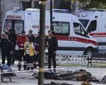 Thổ Nhĩ Kỳ: Nổ gần căn cứ quân sự ở Istanbul, ít nhất 5 người bị thương