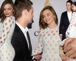 """Thiên thần Miranda Kerr nhận lời cầu hôn của """"phi công"""" tỷ phú"""