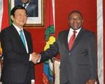 Thông cáo chung Việt Nam-Mozambique