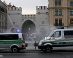 9 người thiệt mạng trong vụ xả súng tại Munich, Đức