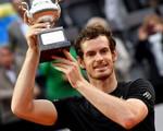 Thắng sốc Djokovic, Murray đăng quang tại Rome trong ngày sinh nhật