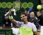Ngược dòng vào vòng 2 Qatar Open, Nadal khen đối thủ vô danh