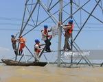 Siêu bão Nepartak tiếp tục càn quét tỉnh Phúc Kiến, Trung Quốc