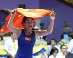 Nguyễn Thị Lụa mang vé dự Olympic Rio về cho thể thao Việt Nam
