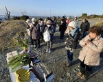 Nhật Bản tưởng niệm nạn nhân thảm họa động đất, sóng thần