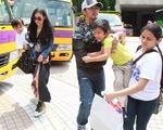 """Tạ Đình Phong phủ nhận quan hệ """"nghèo nàn"""" với con trai"""