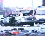 Đức: Ô tô phát nổ khi đang lưu thông, 1 người thiệt mạng