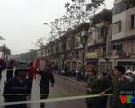 Không còn vật liệu nổ tại hiện trường vụ nổ ở Văn Phú, Hà Đông