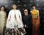 NTK Công Trí mang BST Lúa đến Tuần lễ thời trang quốc tế Việt Nam 2016