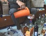 Công thức kinh hoàng biến nước lã, cồn khô thành rượu ngoại giả