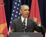 Tổng thống Obama khẳng định Mỹ tôn trọng chủ quyền của Việt Nam