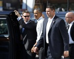 Mật vụ bảo vệ Tổng thống Mỹ là những ai?