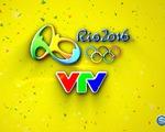 CHÍNH THỨC: Lịch tường thuật trực tiếp những môn thi đấu tại Olympic Rio 2016 trên sóng VTV