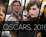 Oscar 2016 gây tranh cãi vì quá... trắng