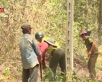 Thiếu phương tiện phòng chống cháy rừng