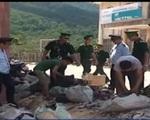 Quảng Bình: Nóng bỏng tình trạng vận chuyển pháo lậu