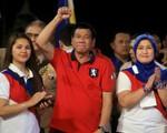 Bản sao Donald Trump tiến gần đến chức Tổng thống Philippines