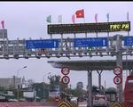 Bắt đầu thu phí đường bộ trạm Phú Bài
