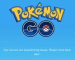 Server quá tải, Pokémon GO chặn IP Việt Nam